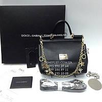 "Сумка Dolce&Gabbana №19 ""Sicily"""