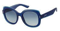Солнцезащитные очки Polaroid Очки женские с поляризационными ультралегкими градуированными линзами POLAROID (ПОЛАРОИД) P4036S-M3Q52Z7