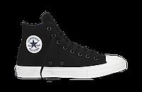 Кеды мужские  Converse Chuck Taylor All Star II High (black/white) - 06Z
