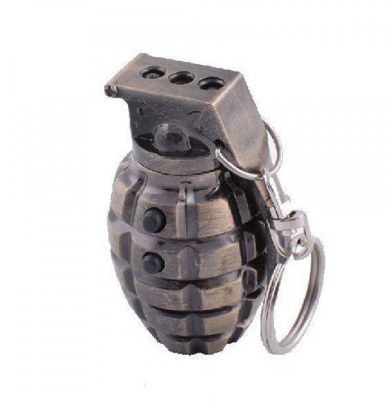 Фонарь брелок в виде гранаты, Yt-810