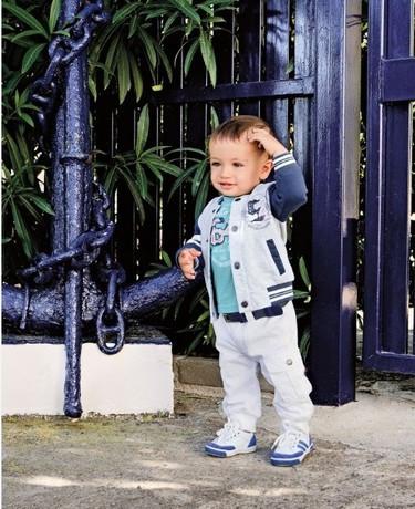 Детский костюм тройка 21