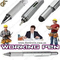 """Многофункциональная ручка - """"Working Pen"""" - 2 шт., фото 1"""