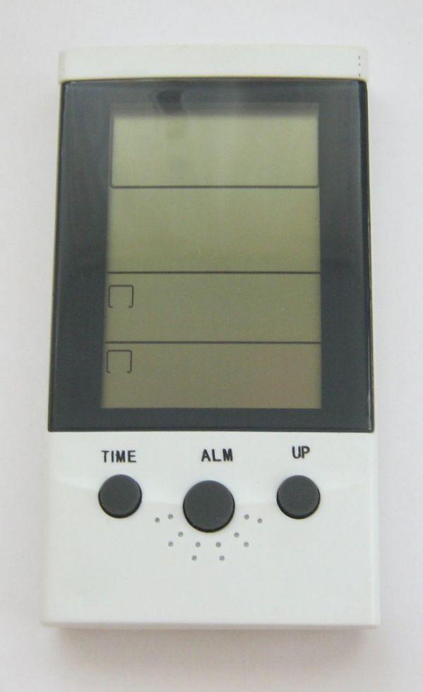 Часы, будильник, термометр, гигрометр WSD-2A