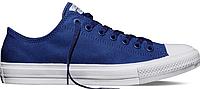 Кеды мужские  Converse Chuck Taylor All Star II Low (blue) - 05Z