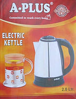 Электрический чайник А-плюс Ek-1687, 2л