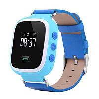 Smart Baby Watch Q60 Sky Blue