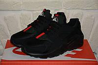 Мужские кроссовки Nike Air Huarache Gucci Black