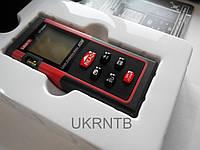 Лазерный дальномер / Лазерная рулетка UNI-T UT390B+ (до 40 м)