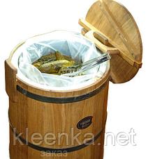 Мешок полиэтиленовый для засолки овощей, 30 мкм 45*85 см, фото 3