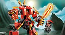 Конструктор Lele серия Ninja / Ниндзя 79110 (Огненный робот Кая), фото 3