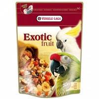 Корм для крупных попугаев с экзотическими фруктами 600 г