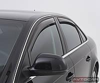 Дефлектора боковых окон Acura MDX с 2007- / 4шт