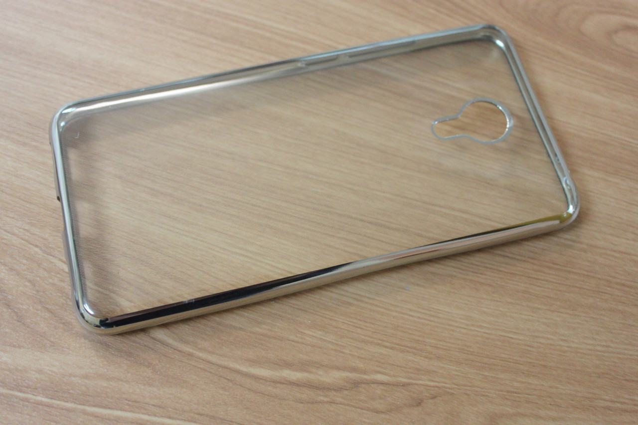 Силиконовый чехол для Meizu M3 Note