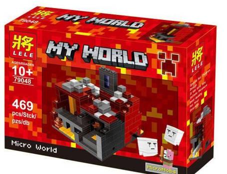 Конструктор Lele серия Minecraft / Майнкрафт 79048, фото 2