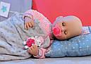 Соска пустышка для куклы Baby Annabell Беби Анабель интерактивная Zapf Creation 794524, фото 3