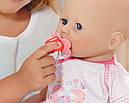 Соска пустышка для куклы Baby Annabell Беби Анабель интерактивная Zapf Creation 794524, фото 4