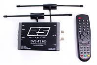 Цифровой автомобильный T2 тюнер RS DVB-T2 HD
