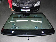 Лобовое стекло с камерой обогревом и датчиком для Mercedes Benz (Мерседес) W221 S (2005-2013)