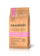 Grandorf (Грандорф) Puppy корм для щенков и беременных и кормящих сук ягненок с рисом (3 кг)