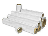Стретч плёнка прозрачная 20 мк х 500 мм (ширина) х 300 ярдов (270 метров)- 145 грн /1 рулон, 140 грн / 6 рулон