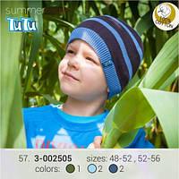 Трикотажная шапка TuTu 3-002505