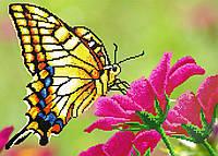 """Схема для вышивки бисером """"Бабочка"""", А3"""