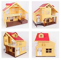 Загородный домик с флоксовыми животными Happy Family, фото 3