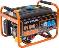 Бензогенератор GERRARD GPG3500E