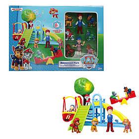 Игровой набор Парк развлечений Щенячий патруль 8805A
