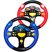 Руль музыкальный Joy Toy 7044 Я тоже рулю