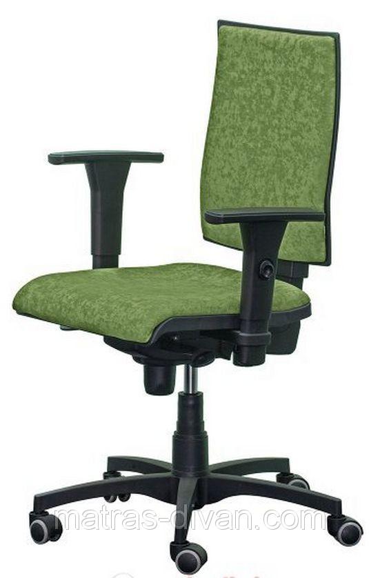 Кресло Маск LB (низкая спинка) тм АМФ ткань Розана (микрофибра)-100.