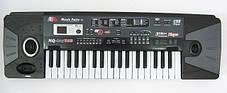 Детский синтезатор MQ-805 USB. MP3, 37 клавиш,16 тонов,10 ритмов;, фото 2
