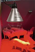 Защитный абажур KERBL для инфракрасных ламп (с переключателем)