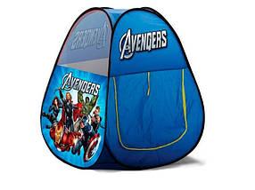 Игровая палатка HF 014 Advengers (Мстители) в сумке