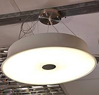 Светильник 36Вт, пластик 50см Теплый/Холодный + RGB