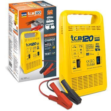 Автоматическое зарядное устройство Gys TCB 120