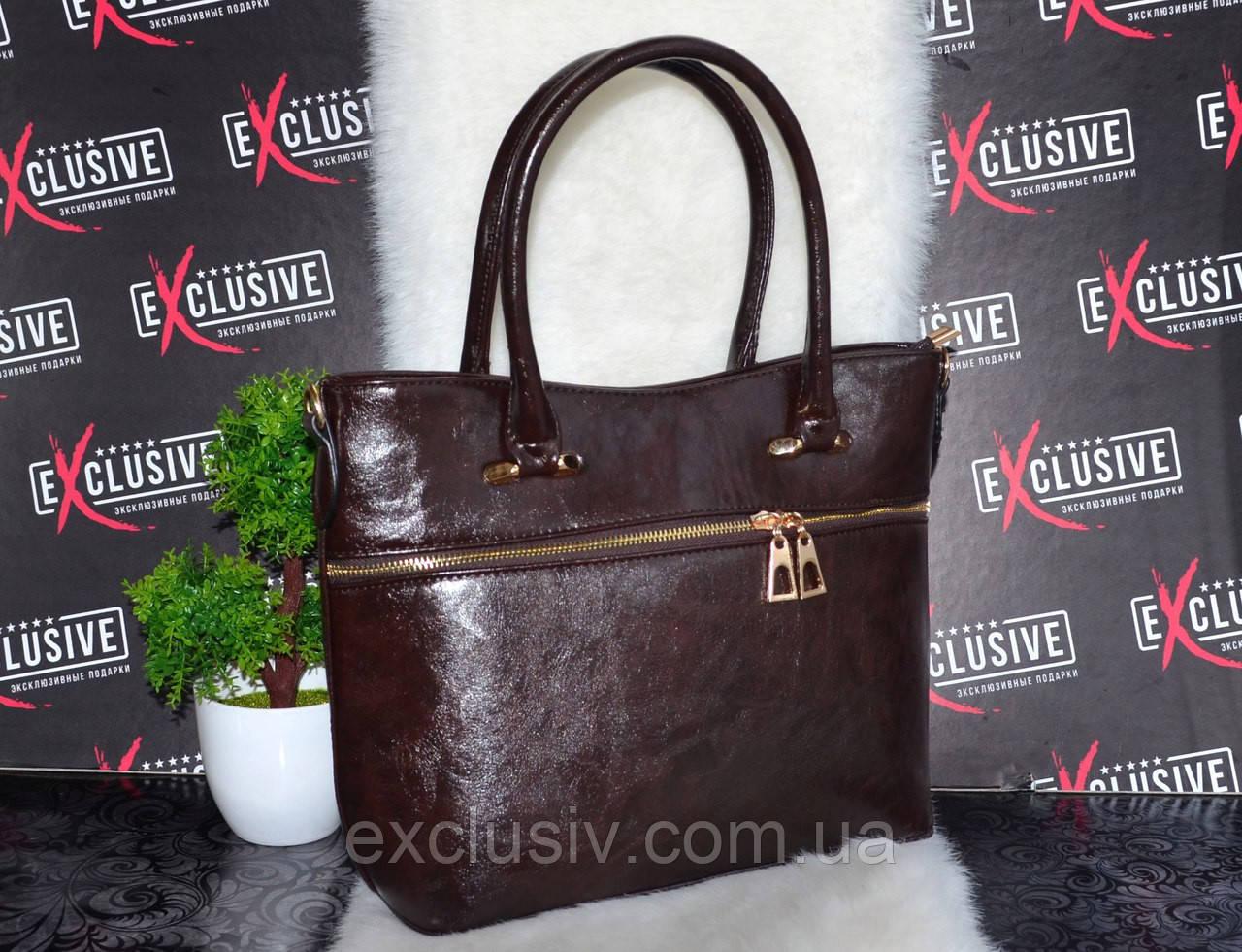 1e742ac877df Красивая женская сумка с декором молния.: продажа, цена в Чернигове ...