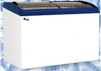 Морозильные лари с гнутым стеклом M500 S
