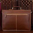 Кожаный портфель TIDING BAG 7105X-1 , фото 3