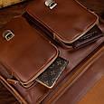 Кожаный портфель TIDING BAG 7105X-1 , фото 4
