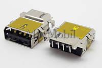 Разъем USB 2.0 U215 мама гнездо