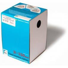 Герметизирующая битумная лента армированная фольгой 3м х 15 см