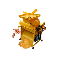 Молотарка качанів кукурудзи 5TY -0,5 з двигуном