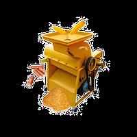 Молотарка качанів кукурудзи 5TY -4,5 з двигуном