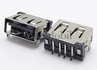 Разъем USB 2.0 U216 мама гнездо