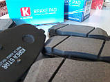 Тормозные колодки KOREASTAR (автозапчасти - страна производитель Корея), фото 9