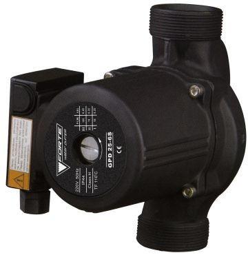 Насос циркуляционный Forte GPD 25-6S-180