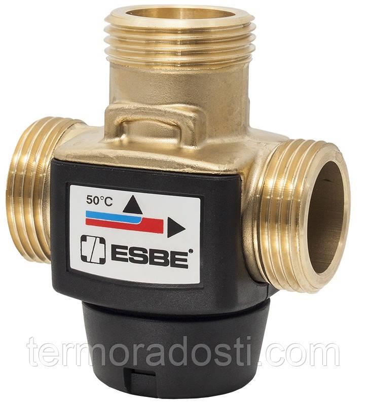 "Термостатический клапан Esbe VTD 322 (60°С, G 1"") переключающий"