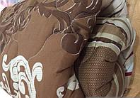 Двухсторонное евро-одеяло в расцветке