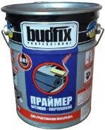 Праймер битумно-каучуковый Budfix  8 кг